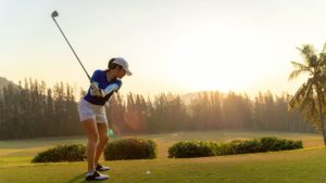 Manfaat Latihan Golf